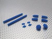 ロメオ1 コンプリートラバーセット ブルー