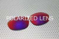 X-METAL XX プレミアムレッド UV420 偏光レンズ