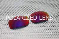 X-SQUARED プレミアムレッド UV420 偏光レンズ