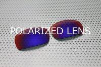 X-SQUARED タンザナイト UV420 偏光レンズ