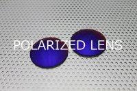 マーズ タンザナイト - UV420 偏光レンズ