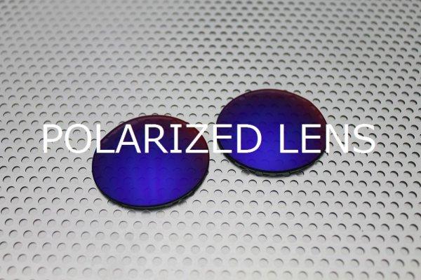 画像1: マーズ タンザナイト - UV420 偏光レンズ