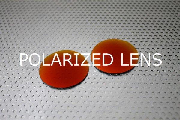画像1: マーズ カーディナルレッド 偏光レンズ