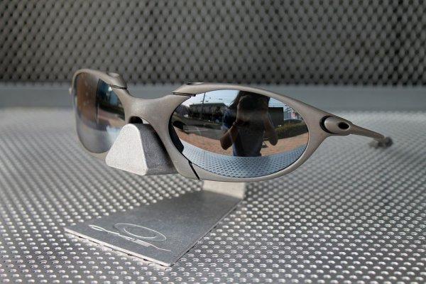画像2: ロメオ1 フラッシュブラック 偏光レンズ