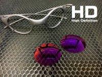 マーズ HDレッドミラー