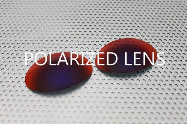 画像1: ロメオ1 レッドミラー 偏光レンズ