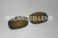 X-SQUARED ゴールドミラー 偏光レンズ