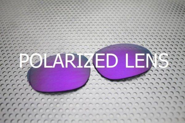 画像1: X-METAL XX バイオレット 偏光レンズ