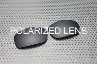 X-SQUARED リキッドメタル UV420 偏光レンズ