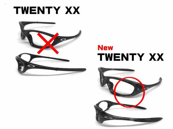 画像2: New トゥエンティXX ポリカレンズ