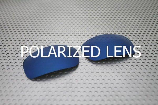 画像1: X-SQUARED ラピスブルー 偏光レンズ