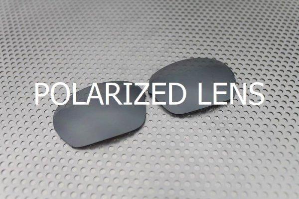 画像1: ハーフエックス リキッドメタル - UV420 偏光レンズ