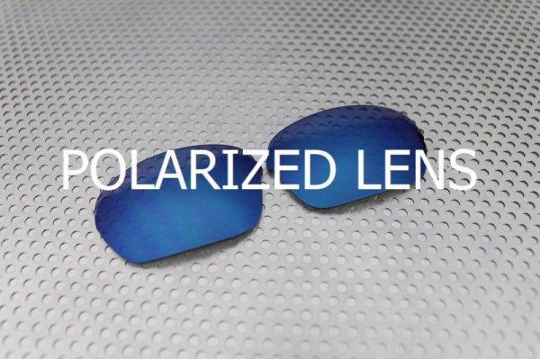 画像1: ハーフエックス ラピスブルー 偏光レンズ