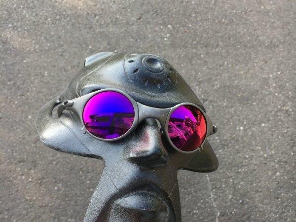 画像2: マーズ タンザナイト - UV420 偏光レンズ