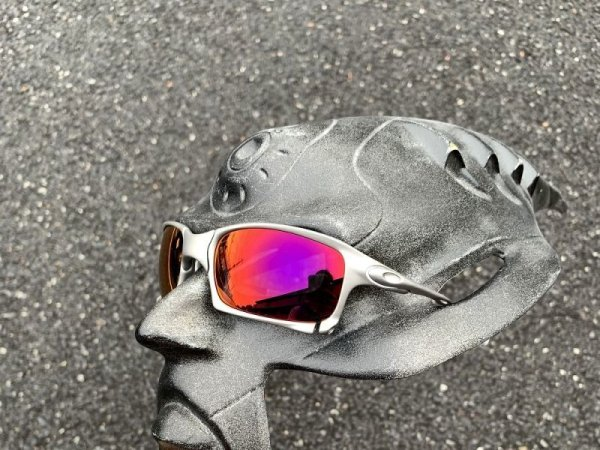 画像2: X-SQUARED NXTレンズ プレミアムレッド