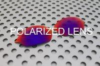 ロメオ2 タンザナイト - UV420 偏光レンズ