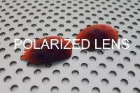 ロメオ2 レッドミラー偏光レンズ