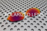 ロメオ2 プレミアムレッド - UV420 偏光レンズ