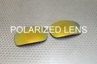 X-SQUARED 24K ゴールド - UV420 偏光レンズ