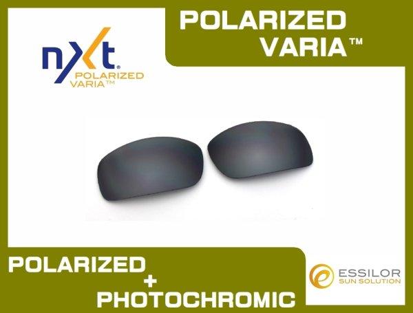 画像1: X-SQUARED  NXT® 偏光調光レンズ フラッシュブラック