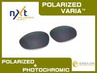X-METAL XX  NXT® 偏光調光レンズ フラッシュブラック