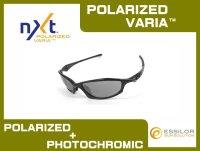 ハチェット NXT®偏光調光レンズ フラッシュブラック